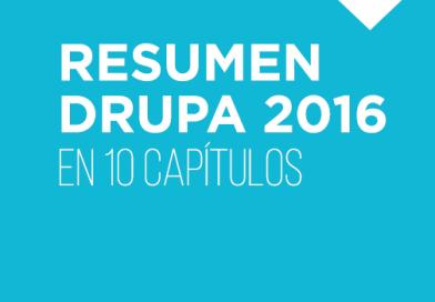 Resúmen DRUPA 2016 en 10 capítulos